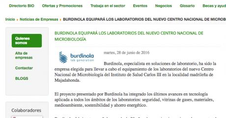Biotecnologia al día