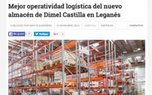 Noticias Logística y transporte