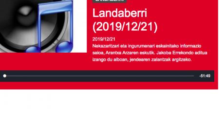 Landaberri- Euskadi Irratia